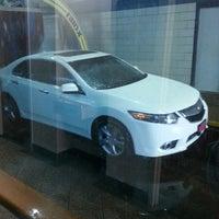 Photo taken at White Glove Car Wash by Shauna on 3/13/2013