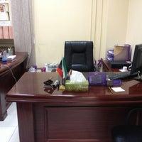 Photo taken at وزارة الكهرباء و الماء - فرع القصور by Dj A. on 10/22/2013