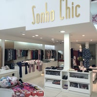 Photo taken at Sonho Chic by Ana Lúcia R. on 4/26/2014