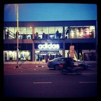 Photo taken at Adidas Concept Store Kuala Terengganu by Tan Y. on 6/22/2013