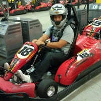 Photo taken at Pole Position Raceway by Maryellen d. on 9/23/2012