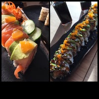Снимок сделан в Sozo Sushi пользователем Geoffrey B. 11/1/2016
