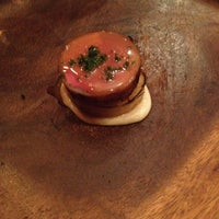 Photo taken at Degustation by Paula K. on 9/21/2014