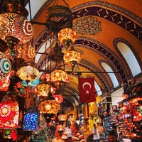 Photo taken at Grand Bazaar by Abdullah A. on 5/23/2013