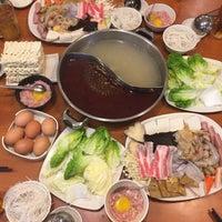 Photo taken at La Mei Zi Restaurant (辣妹子火锅) by Joelene K. on 11/27/2016