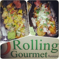 Photo taken at Rolling Gourmet Fusion by Sascha B. on 9/9/2013