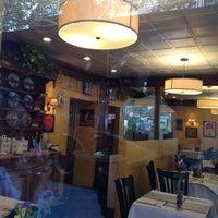 Photo taken at Mon Petit Café by Trúc N. on 9/27/2012