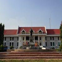 Photo taken at Phra Nakhon Si Ayutthaya Provincial Court by Surapas S. on 4/3/2013