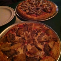 Photo taken at A1 Pizza and Sports Pub by Wendy B. on 10/7/2013