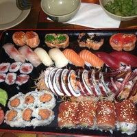 Photo taken at Ginza Sushi Inc by Nuta on 9/26/2013