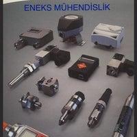 Photo taken at ENEKS MÜHENDiSLiK SAN.TİC LTD.ŞTi by Eneks Mühendislik on 9/19/2017