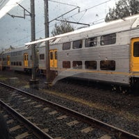 Photo taken at Croydon Station by Andrew D. on 11/22/2013
