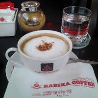 Photo taken at Rabika Coffee by Nipon K. on 6/13/2014