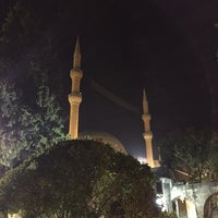 Photo taken at Yeni Mevlid-i Halil Cami-i by Halil S. on 10/22/2016