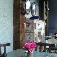 Photo taken at Café Rama by Celina 8. on 12/16/2012