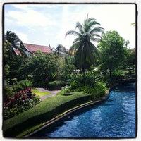 Photo taken at JW Marriott Khao Lak Resort & Spa by Sergey P. on 6/9/2013