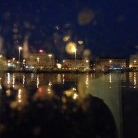 Photo taken at Botel Marina by Hadrien B. on 7/5/2014