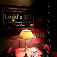 Photo taken at Ladd's Inn by Hez B. on 12/20/2012