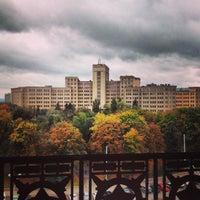 Photo taken at V. N. Karazin Kharkiv National University by Vadik O. on 9/24/2013