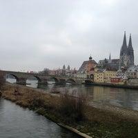Das Foto wurde bei SORAT Insel-Hotel Regensburg von Daniel am 1/16/2013 aufgenommen