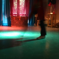 Photo taken at Maison des Arts by Anis C. on 5/17/2015