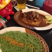 Photo taken at MK Restaurant by Pu:-) S. on 1/12/2014