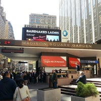 Foto scattata a Madison Square Garden da Fabrício M. il 9/23/2013