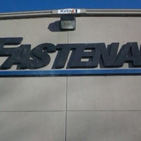 Photo taken at Fastenal by Crystal L. on 3/14/2014
