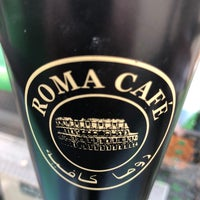 Photo taken at Roma Cafe by Soner Y. on 4/30/2018