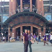 Photo taken at Coors Field by Dawn M. on 7/4/2013