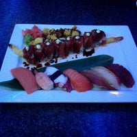Photo taken at Sushi at The Lake by E T. on 9/27/2014