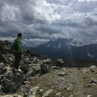 Das Foto wurde bei Switzerland/Austria Ischgl von Māra N. am 8/8/2017 aufgenommen