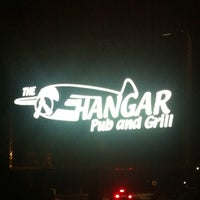 Photo taken at The Hangar Pub & Grill by Angi B. on 12/29/2013