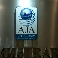 Photo taken at AJA Registrars's Office by 🍀 Aöi 🍀 ☆. on 8/8/2014