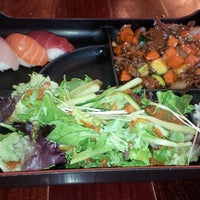 Photo taken at Kaizen Fusion Roll & Sushi by Michele C. on 1/1/2016