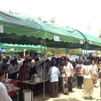 Photo taken at วัดแม่กวงใต้ by Chabadum C. on 5/24/2013