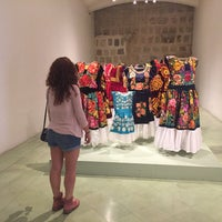Photo taken at Museo Textil De Oaxaca by Tania C. on 5/21/2017