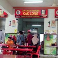 Photo taken at Gerai Kak Long (Sarapan & Nasi Campur) by Harry K. on 5/29/2016