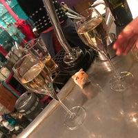 Photo taken at Bar à Vin La Javanaise by (しぶ) (. on 12/24/2017