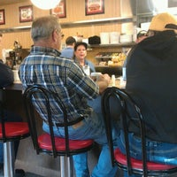 Photo taken at Waffle House by Christopher S. on 10/20/2012