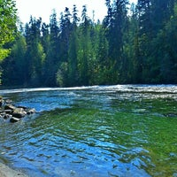 Photo taken at Stamp River Provincial Campground Site by Darrell R. on 9/15/2013