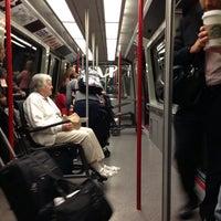 Photo taken at South Terminal Transit Loop (A-B-S) by Carl T. on 6/28/2013