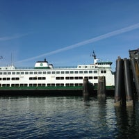 Photo taken at Bremerton Ferry Terminal by Carl T. on 6/15/2013