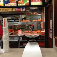Photo taken at Popeyes Chicken by Carl T. on 8/29/2013