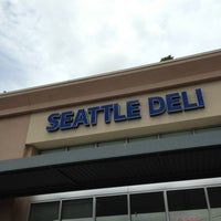 Photo taken at Seattle Deli by Carl T. on 6/24/2013