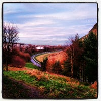 12/8/2012 tarihinde Lee O.ziyaretçi tarafından Holyrood Park'de çekilen fotoğraf