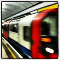 Photo taken at Bank London Underground and DLR Station by Lee O. on 1/19/2013