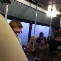 Photo taken at Bus 30 by Rens V. on 10/8/2013