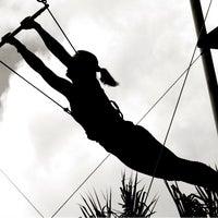 Photo taken at Mid Air Circus Arts by Mid Air Circus Arts on 9/15/2013