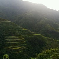 Photo taken at Banaue Rice Terraces Viewpoint by Genebyl G. on 9/16/2016